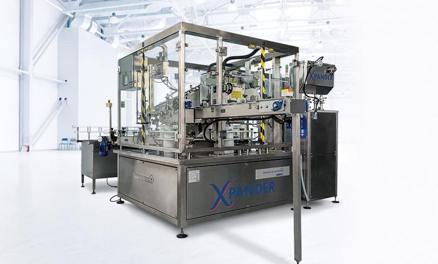 Shemesh Automation Xpander
