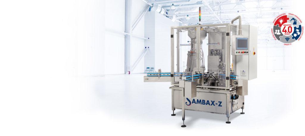 Un des deux joyaux de la gamme SAMBAX