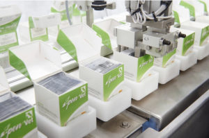 machine MULTI 1 FFS horizontale pour sachets